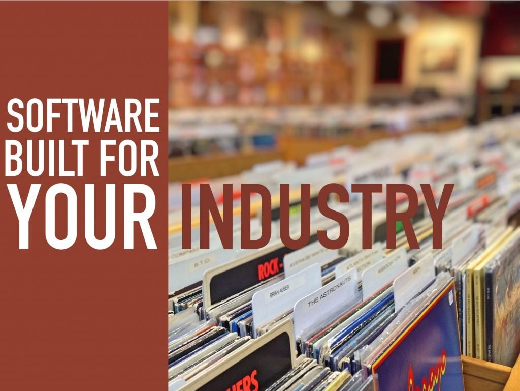 Selecting Software - Built for your Industry