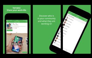 Vertabiz Social Mobile App